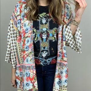 Dream In Color Kimono